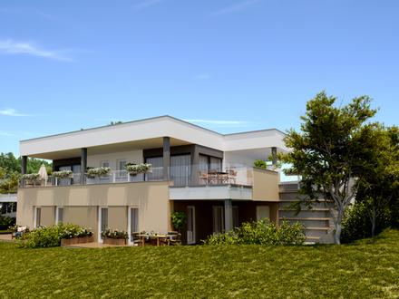 TOP-LAGE TOP-PREIS Maisonette-Doppelhaus mit Ausblick inmitten der Natur+Eigengarten