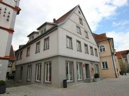 Renditestarke Anlage: Historisches Wohn- und Geschäftshaus in Munderkingen