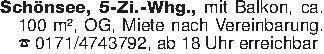 Schönsee, 5-Zi.-Whg., mit Balk...