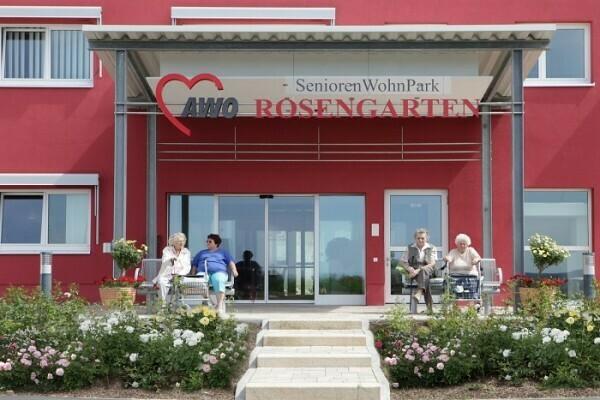 AWO Seniorenwohnpark Rosengarten in Neuenmarkt