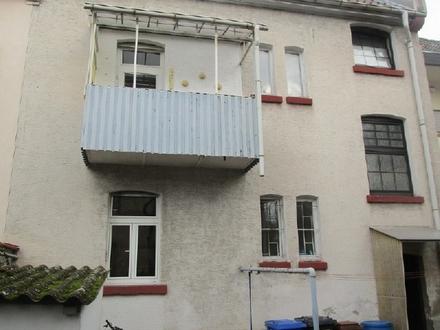 Ruhig gelegene und gepflegte 2-ZKB-Wohnung mit Balkon