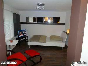 *** TOPLAGE möblierte Wohnung in Ulm Zentrum