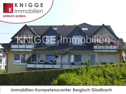 +++ Moderne Dachgeschoss-Wohnung, barrierefrei +++