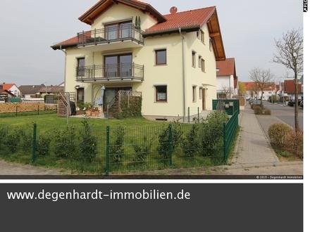 Energieeffiziente 4-Zimmer-Erdgeschoss-Wohnung in kinderfreundlicher Lage von Groß-Zimmern!