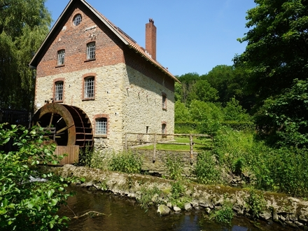 Mühle & Gastronomie im Nettetal Osnabrück
