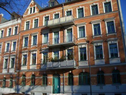 2- Raum-Wohnung mit Balkon im Lutherviertel in unmittelbarer Nähe zur Uni