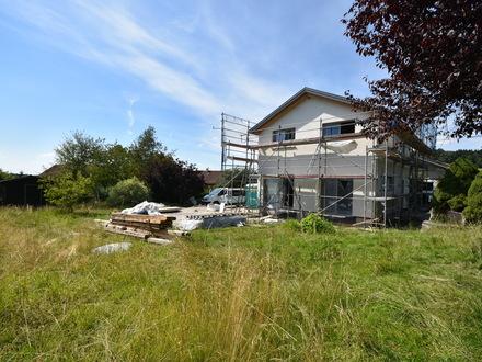 MICHAELBEUERN / Neues Holzriegel - Einfamilienhaus / Erstbezug!