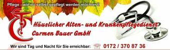 Häuslicher Alten-und Krankenpflegedienst Carmen Bauer GmbH