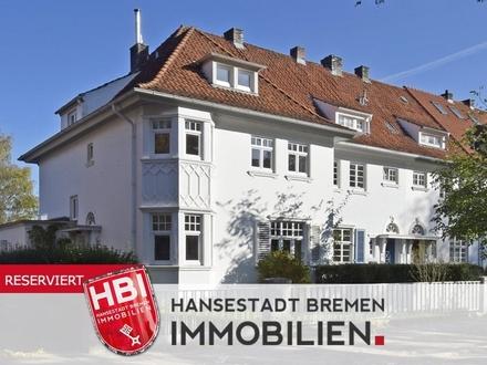 Schwachhausen / Attraktives Altbremerhaus in Bestlage mit großem Grundstück