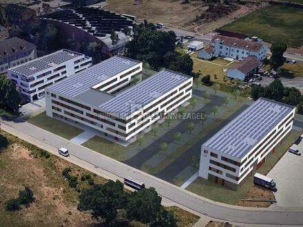 Baubeginn erfolgt! EBZ! Repräsentative Büroflächen im Golfpark Fürth!
