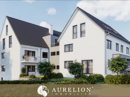 2-Zimmer Neubauwohnung mit Terrasse in Schweinheim!