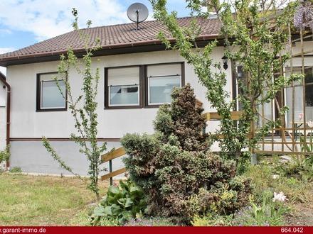 Einfamilienhaus mit viel Potenzial in Gaimersheim! Top Lage!