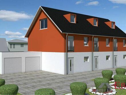 Neubau Reiheneckhaus in Cham - Janahof