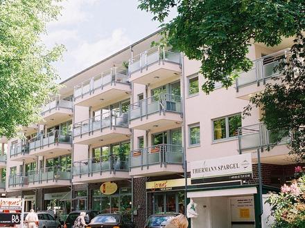 Helle und barrierefreie 2 Zimmer-Wohnung in Schwachhausen