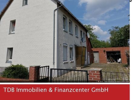 Grundstück mit Bestandsimmobilie in Bettrum