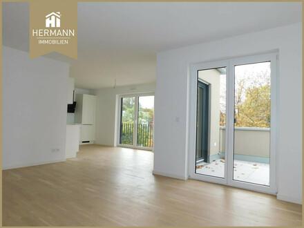 Neubau Erstbezug! Schicke 3-Zi.-Wohnung in Frankfurt-Sachsenhausen