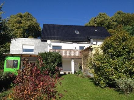 Gepflegtes Einfamilienhaus am Weidenauer Giersberg