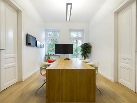 Repräsentative Altbau Büroetage - hochwertig ausgestattet