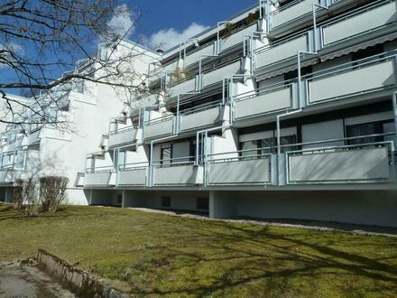 Sofort frei: Apartment mit Stellplatz in Kempten-Zentrumsnähe