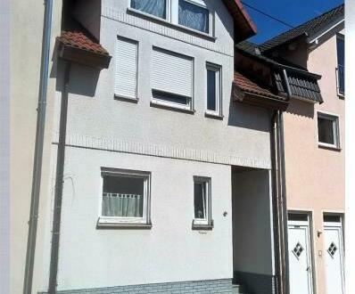 ** Geisenheim: Energiespar-Mittelhaus (Bj. 96) mit Einliegerwohnung und kleinem Grundstück **