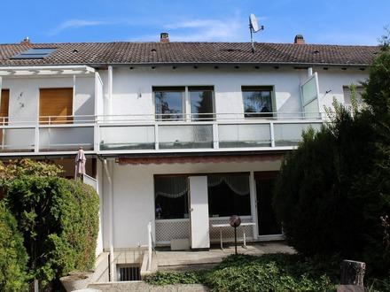 Lageperle in der Mainzer Oberstadt mit großem Garten und Garage