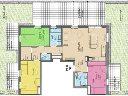 WOHNGEMEINSCHAFT mit 3 Zimmer
