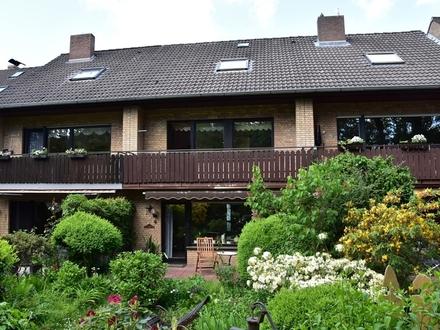 Oldenburg: Gemütliches Reihenmittelhaus in grüner Lage! Obj. 4736