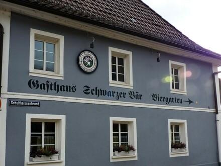 Gasthaus - Restaurant - Biergarten - Fremdenzimmer Pächter mit Engagement und Erfahrung gesucht