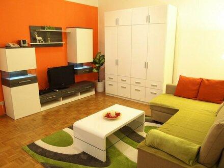 Design Zwei-Zimmer Apartment