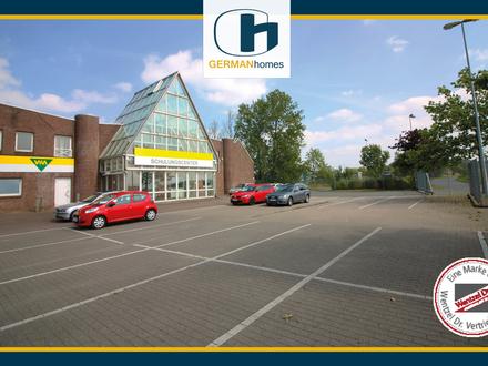 PROVISIONSFREI für Käufer – Vermietetes Gewerbeobjekt – A27 - Ikea nah - Grenze Bremerhaven