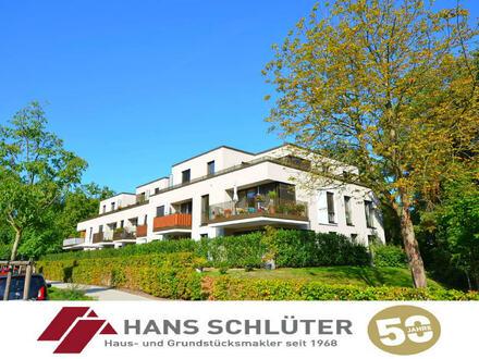Barrierefreie 4-Zimmer-Wohnung mit Terrasse nahe Rhododendronpark!!