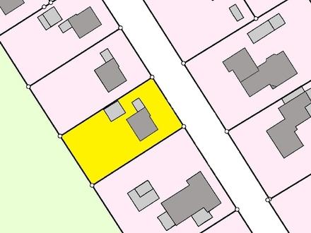 Idyllisch gelegenes Baugrundstück in Wardenburg-Benthullen