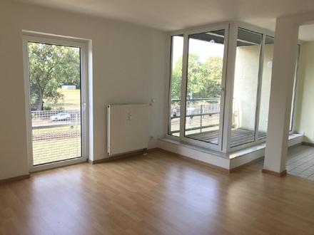 Frisch Sanierte 3 Zimmerwohnung mit Balkon in Gablenz