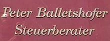 Steuerberater Peter Balletshofer