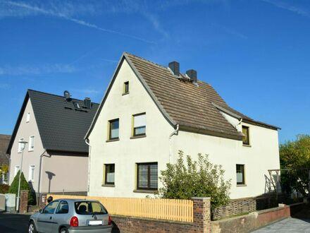 Gemütliches Ein- bis Zweifamilienhaus mit Potential….