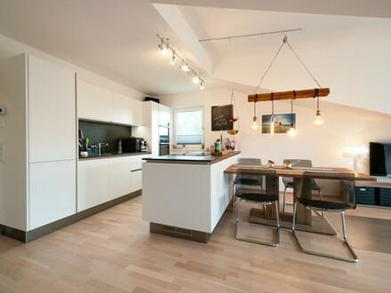 Neuwertige Dachterrassenwohnung in Siezenheim