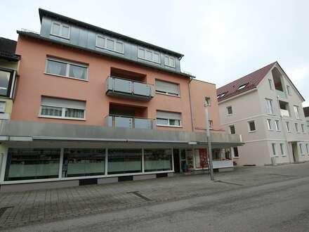 Lage, Lage, Kapitalanlage! Gut vermietete 3-Zimmer Eigentumswohnung in Vöhringen!