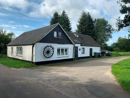 Kleines, modernisiertes Einfamilienhaus im Grünen