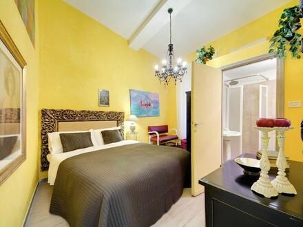 Eine ideal gelegene 2 Schlafzimmerwohnung - Mitte gelegen
