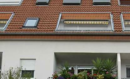 Reserviert!!DG-Wohnung mit Dachterrasse! Ideale Wohnung für junge Leute!