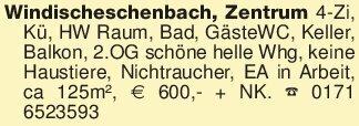 Windischeschenbach, Zentrum 4-...