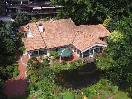 Großzügiges Wohnen - exklusive Villa mit uneinsehbarem Garten