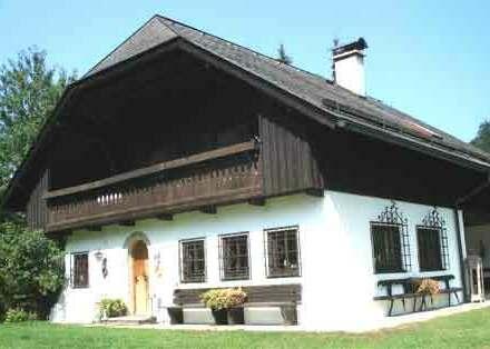 Elegante Landhausvilla St. Gilgen Salzkammergut
