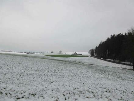 Landwirtschaftliches Grundstück zwischen Schwarzenbach und Ödwaldhausen