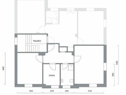 Charmante 2 ZKB Wohnung, PKW Stellplatz, Etagenheizung. Siegen Innenstadt ruhige Lage