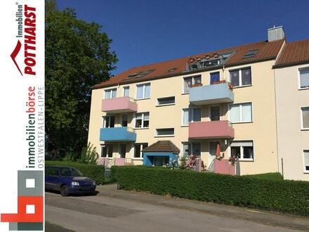 Wohnen am Rande Stuckenbergs - 4-Zimmerwohnung mit Balkon!