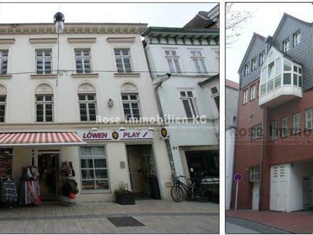 100% vermietetes Renditeobjekt - Wohn- und Geschäftshaus in Minden-Fußgängerzone