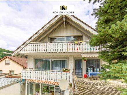 Gruibingen: Interessantes 3-Familienhaus mit großzügigem Grundstück