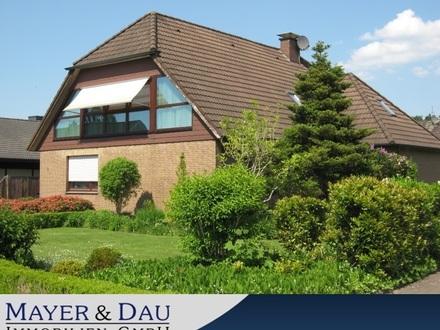 Varel Solides Haus mit vielen Nutzungsmöglichkeiten Obj. 4606