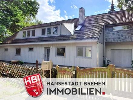 Oberneuland / Schöne 4-Zimmerwohnung mit Einbauküche und Süd-Terrasse